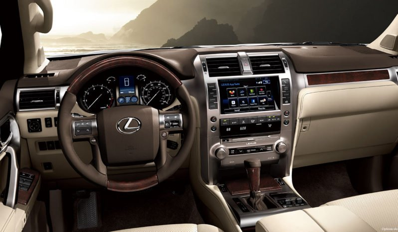 Lexus GX460 2017 full